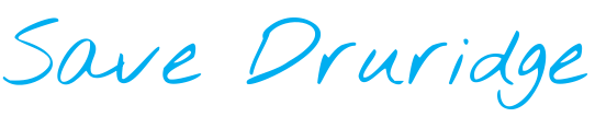 Save Druridge Bay